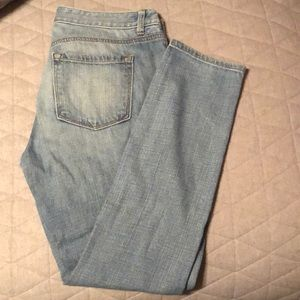 Loft Distressed Jeans